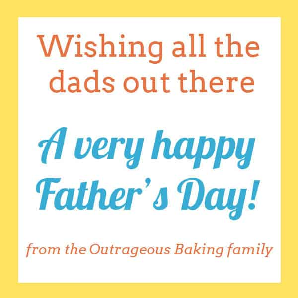 Have a gluten-free father's day