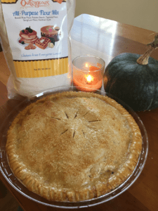 Gluten free pie crust recipe for the perfect holiday pie crust