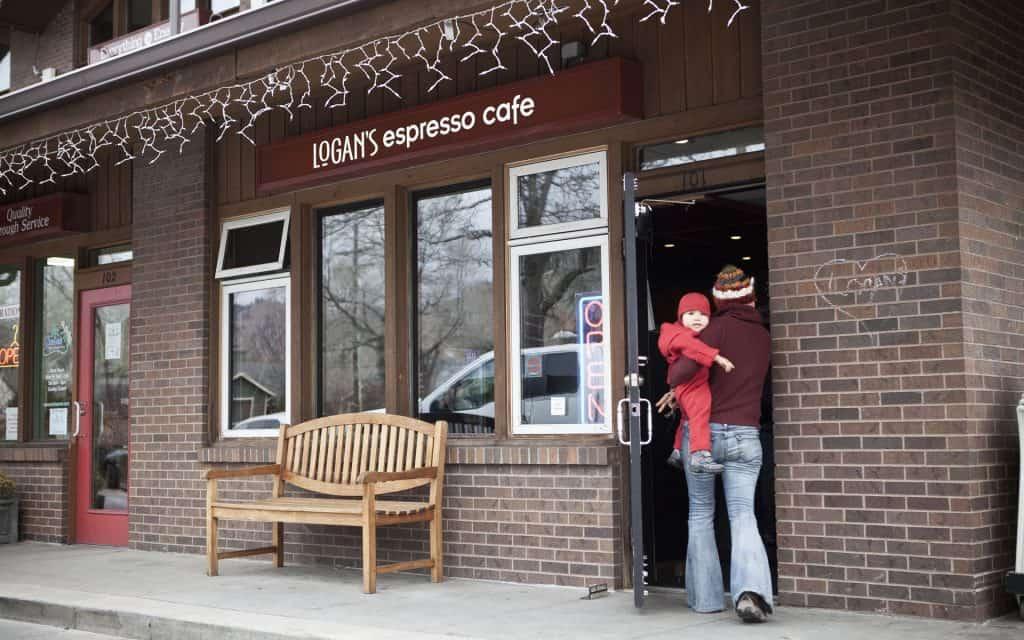 Cafe Partner Spotlight: Logan's Cafe | Outrageous Baking